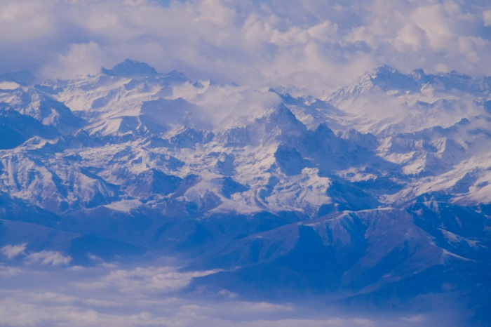 Over the Alps